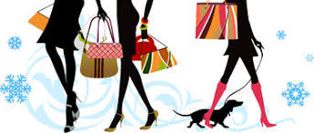 Image result for christmas shopping party