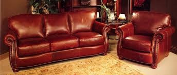 furnitures sweet image of living room furnishing design using square red cherry wood side table including small white flower side table centerpiece and red brown upholstered worn leather couches surp