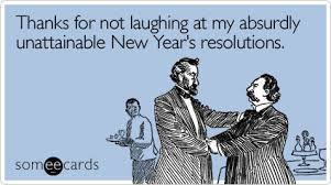 unattainable new years
