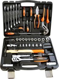 Профессиональный <b>набор</b> инструментов 56 предметов <b>AV Steel</b> ...
