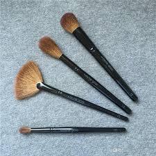 wayne goss brush 13 powder 14 cheek 15 fan 19 eye shadow crease brush soft goat hair beauty cosmetics makeup brushes blender concealer brush elf brushes