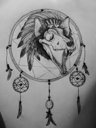 Animal Dream Catchers Wolf dreamcatcher wolf animal dreamcatcher skull wolfskull 2