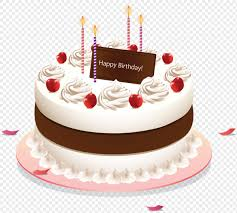 Birthday Cake Images Free Download White Cream Birthday Cake Png