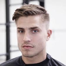 haircut for thin hair men