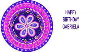 Image result for Happy birthday Gabriela