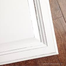 can you paint kitchen cabinets with chalk paint. Chalk Paint, Distressed, And Wax Kitchen Cabinet Door. Can You Paint Cabinets With