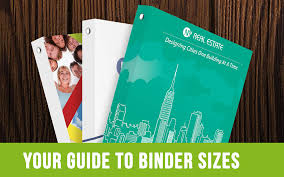 Binder Sizes A Guide To Standard Us 3 Ring Binder