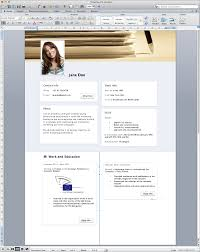 Cover Letter Resume Templates In Word 2007 Find Resume Templates