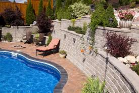 40 Backyard Retaining Wall Ideas And Terraced Gardens Cool Backyard Retaining Wall Designs Plans
