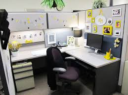 office desk decor ideas. choose a color scheme for your cubile decor office desk ideas homedit