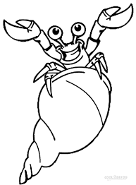 Small Picture Printable Hermit Crab Coloring Pages For Kids Cool2bKids