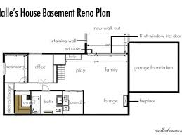 Bungalow House Plans With Basement   mexzhouse comRanch Floor Plans   Basement Ranch Floor Plans   Basement