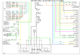 gmc jimmy diamond edition wiring diagram for the premium bose radio graphic