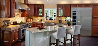 Design Kitchen Cabinets Online Fascinating Haas Cabinets Complete Kitchen Design Of MI