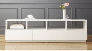 white media console furniture. White Media Console Furniture 5