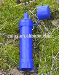 water purifier straw. Exellent Water Water Filter Straw Purifier Straw Portable Purification Kit  For Traveling Camping Inside Straw