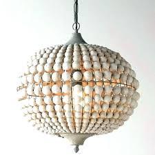 wood bead sconce wood bead light large size of beaded chandelier blue flush mount fixture b