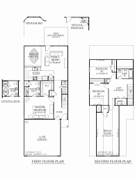 2 story house plans for wide lots fresh plan 1481 clarendon floor plan two story plan