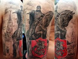 славянские татуировки для мужчин виды происхождение значение
