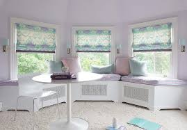 purple and turquoise bay window with window seat view full size bay window seat