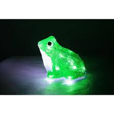 Frog Lights Led Xepa 7 2 In Decorative Green Led Frog Light