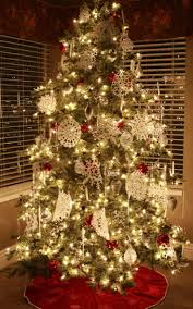 Elegant Christmas Tree Decorating 156 Best Christmas Decorations Images On Pinterest Christmas
