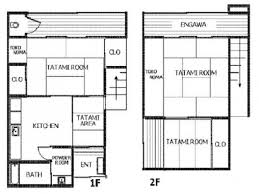 Japanese House Layout Design Japanese House Design And Floor Plans Traditional Modern