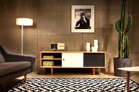Wohnzimmer Retro Reizend Vintage Esszimmer Einfach