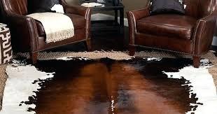 cow skin rugs masculine rooms cow skin rug with masculine area rugs cow skin rugs for