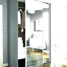 mirror wardrobe mirrored sliding closet doors moving b q to canada mirro