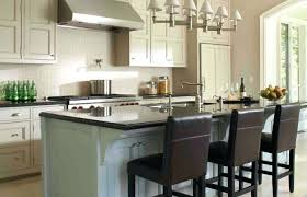 One Wall Kitchen Designs With An Island Interior Simple Decorating Ideas