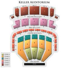 Keller Auditorium Tickets