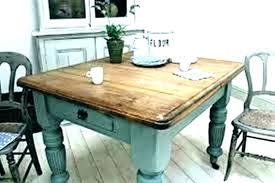 white dining table and chairs shabby chic kitchen sets for farmhouse country perfect round