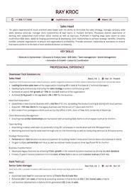 Sales Resume Words Mesmerizing Sales Resume Examples And Samples