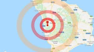 Calabria, terremoto all'alba oggi 9 Settembre 2019: treni ...