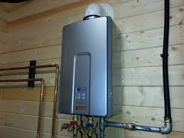 Gas Hot Water Heater Vent Water Heater Vent Pipe Exhaust Hood On New Water Heater An
