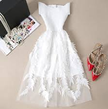 Lenora Floral Dress – Vincent Benoir
