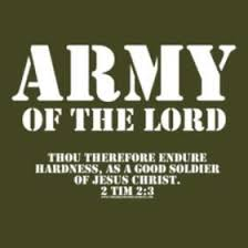Christian Military Quotes Best of Gods Army Quotes Christian Motivational Quotes 24 Army Of God
