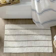 striped bath rug cotton tufted striped bath rug grey striped bath rug striped bath rug