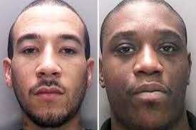 Two members of Erdington gun and machete gang jailed for 15 years ...