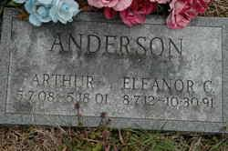 """Eleanor Mosby """"Cassandra"""" Anderson (1912-1991) - Find A Grave Memorial"""