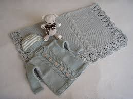 Drops Design Baby Blanket Cardigan And Hat Drops Design Cotton Merino 3 Baby