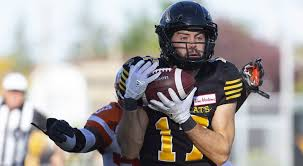 Tasker To Play In Ticats Regular Season Finale Versus