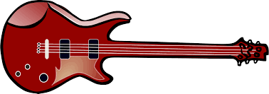 Electric guitar clipart - Clipground