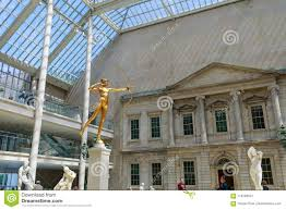 What Is A Metropolitan The Metropolitan Museum Of Art Located In New York City Is