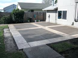 concrete patio layout ideas patio ideas backyard cement patio designs cement patio plans patio