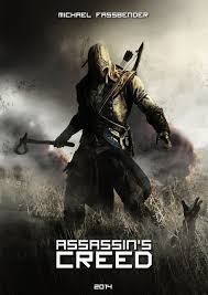 assassinand 39 s creed movie poster. this is a movie poster i made in photoshop. assassin\u0027s creed - fan assassinand 39 s e