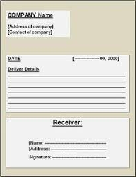 Cash Memo Format In Word Format Excel Project Management Templates