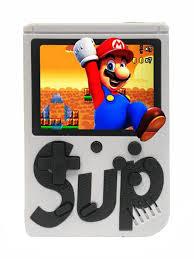 Портативная <b>игровая приставка SUP</b> GAME BOX PLUS 400 в 1 ...