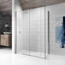 kudos pinnacle 8 sliding shower enclosure 1500 x 800